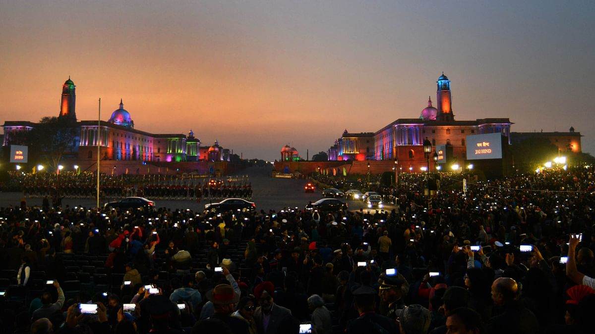 January 29: Delhi and beyond, in pictures