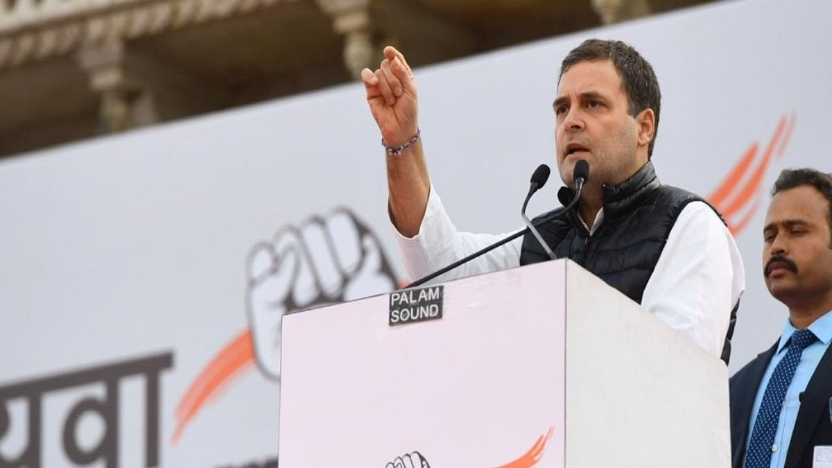 Rahul Gandhi hits out at govt for ignoring demand for NEET-JEE postponement, delay in SSC results