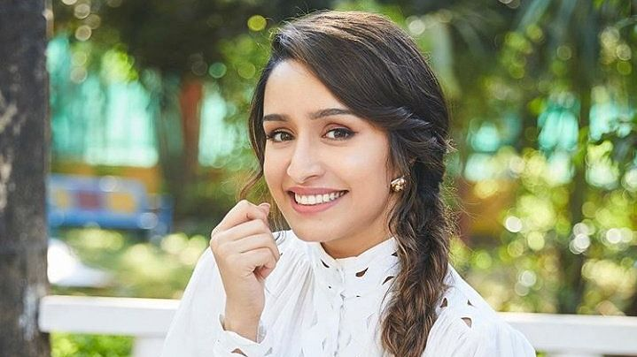 Shraddha Kapoor: I love being in front of the camera!