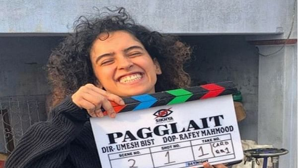 It's a wrap for Balaji Telefilms and Sikhya Entertainment's 'Pagglait'!
