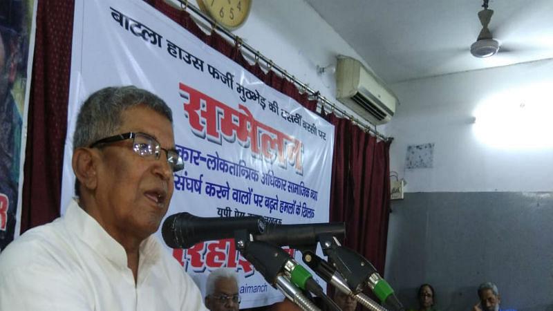 Rihai Manch alleges Uttar Pradesh Police wants to kill activists