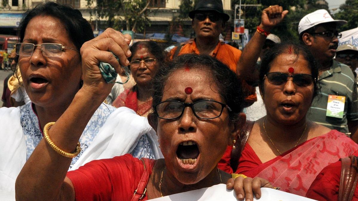 Tripura: More than 10,000 Govt teachers facing termination to agitate in Delhi