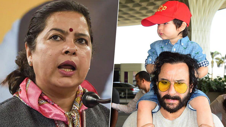 BJP's Meenakshi Lekhi taunts Saif Ali Khan over his 'concept of India' remark, Richa Chadha aptly responds