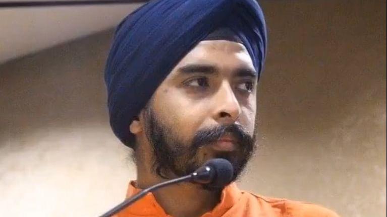 Tajinder Pal Singh Bagga (Photo Courtesy: IANS)