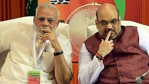 PM Modi and Home Minister Amit Shah seem to have lost the script.
