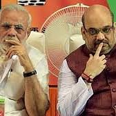 PM Modi and Home Minister Amit Shah (File photo)