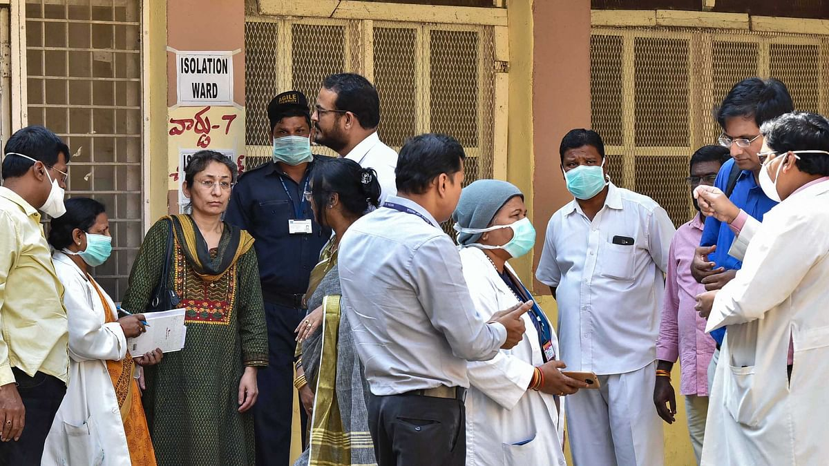 India crosses 50,000 mark with 52,952 positive cases, 1,783 deaths