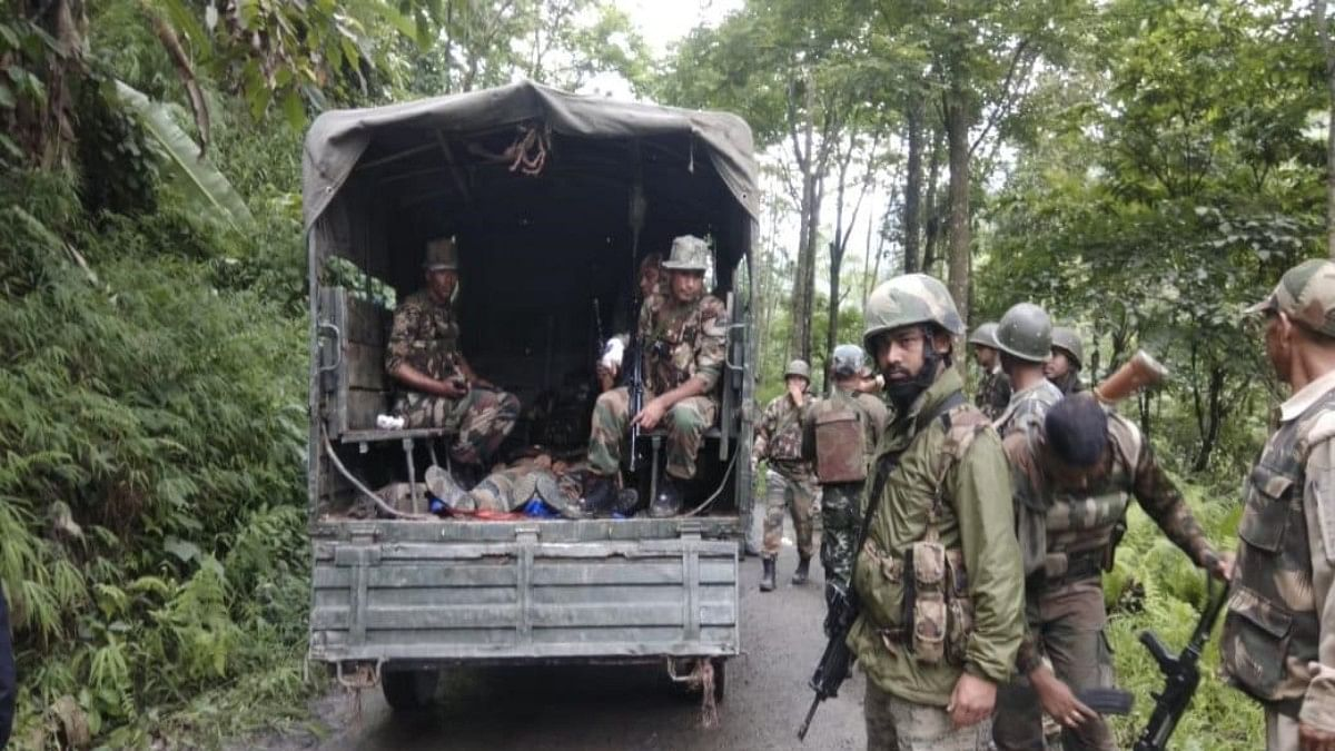 Manipur government, Assam Rifles clash over guarding of check posts