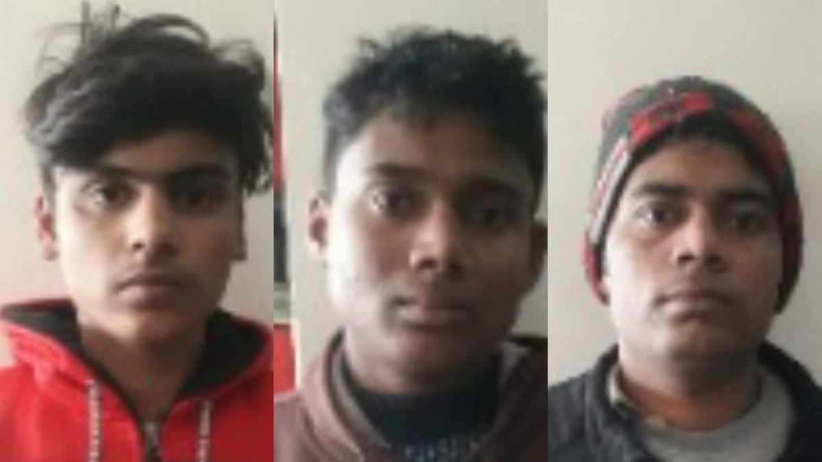 Some of the workers from West Bengal arrested in Uttar Pradesh