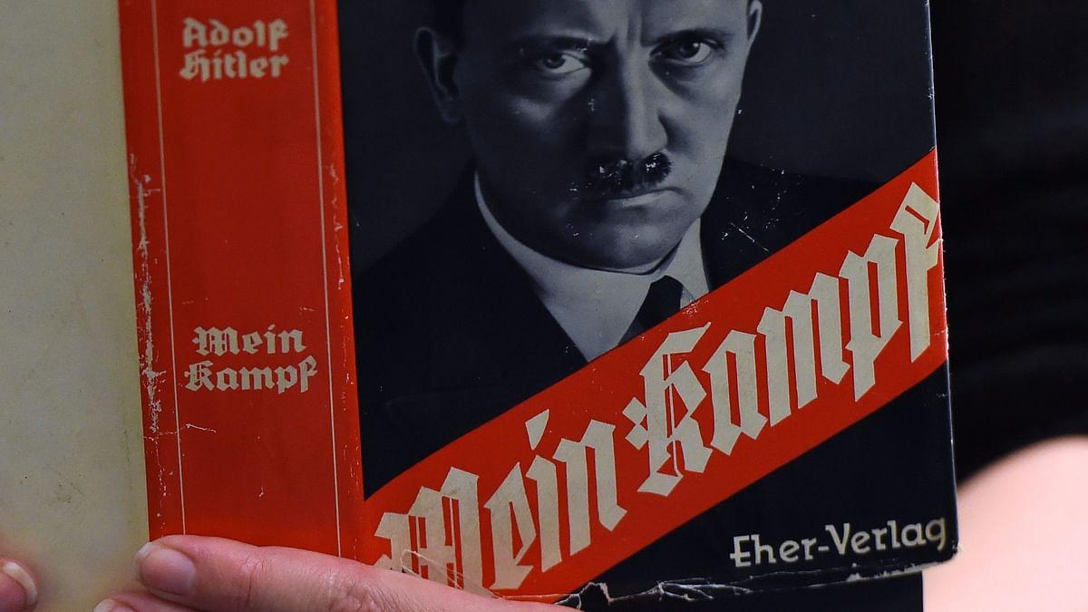 Punjab CM Amarinder Singh sends Hitler's autobiography 'Mein Kampf' to SAD chief Badal to understand CAA