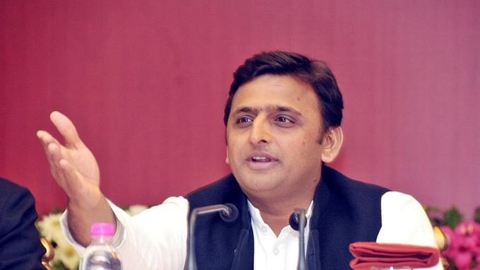 SP leader Akhilesh Yadav (IANS Photo)