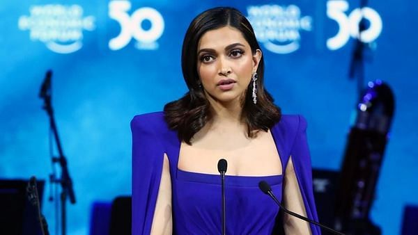 'I want to tell everyone suffering from depression that you are not alone', says Deepika Padukone