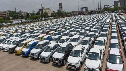 Auto industry dips down to lowest in two decades