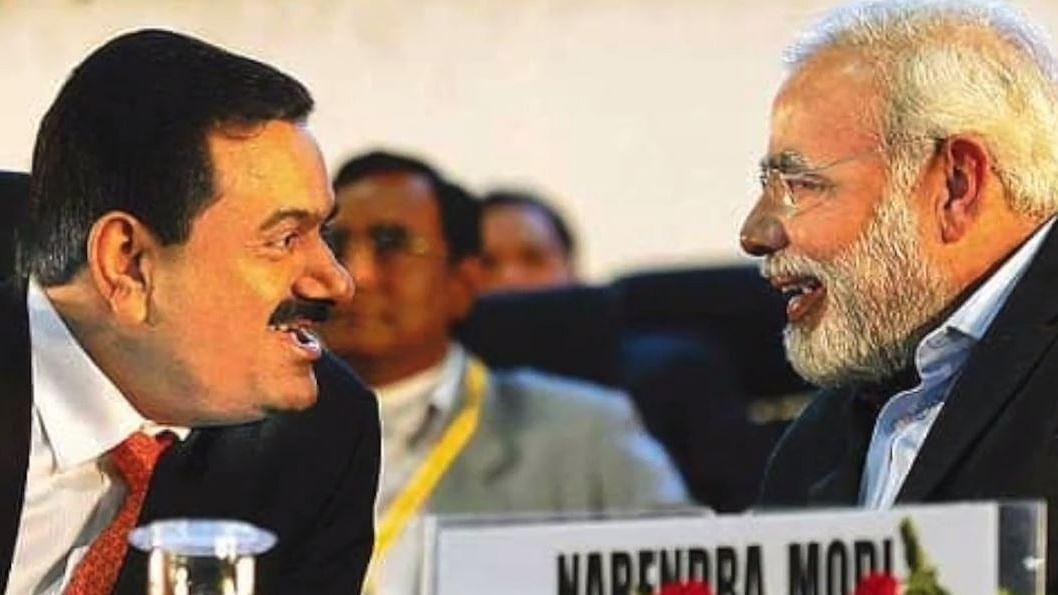 Modi tweaks rules to favour Adani in ₹45,000 crore submarine deal