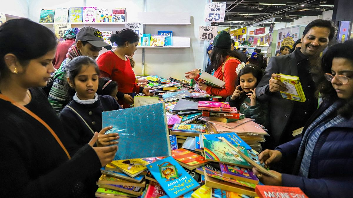Gandhi was the flavour of World Book Fair 2020; sales footfalls higher than last year