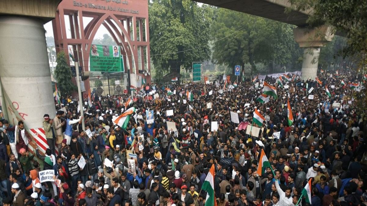 Discord at Jamia: Watershed in Modi govt's fragile link with country's largest religious minority