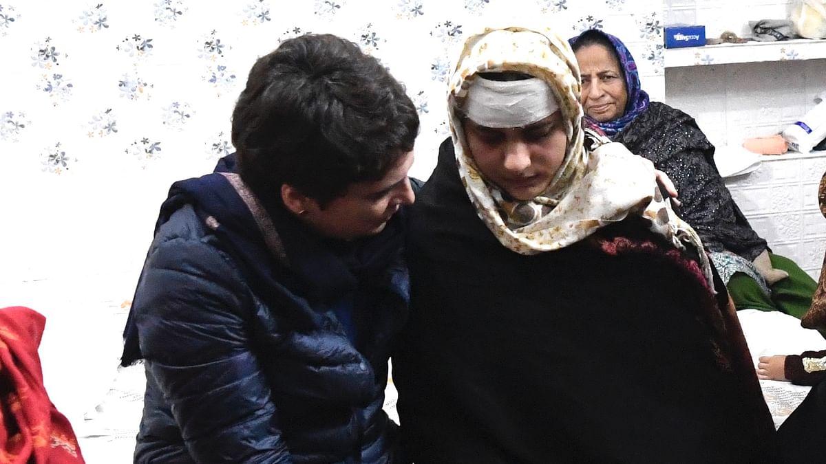 Priyanka Gandhi condemns police brutality in Muzaffarnagar, says Congress will help victims