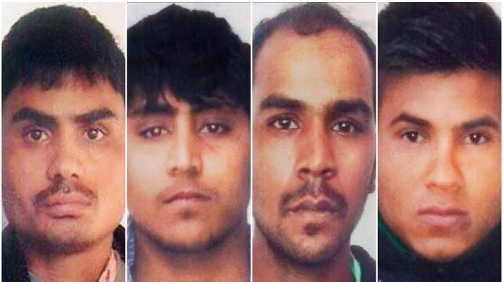 All 4 convicts in Nirbhaya case to be hanged on January 22 at 7 am, says Delhi court