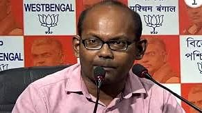 After 'dog' remark controversy, another BJP leader Sayantan Basu says why not call intellectuals monkeys