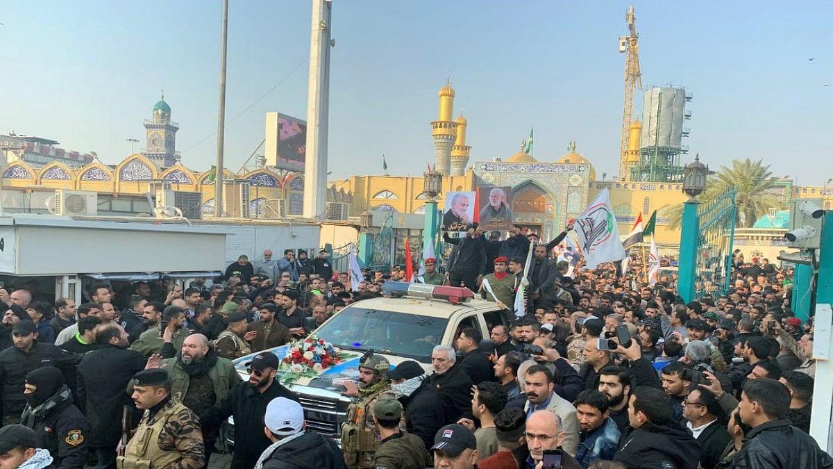 Iran unites behind its hero Qassem Soleimani