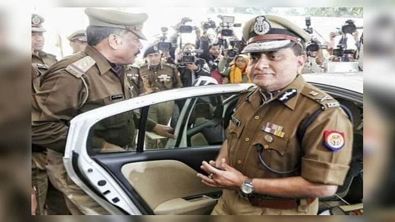 Explanation sought from Noida SSP on leaking out confidential letter: UP DGP
