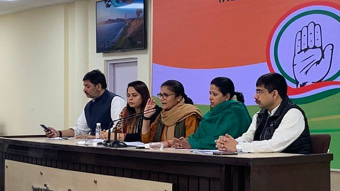 """""""JNU VC, the mastermind of pre-planned attack"""": Congress' fact-finding committee on JNU violence"""