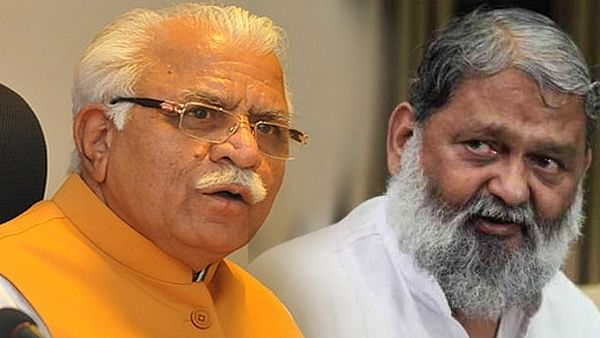 Tug-of-war between Haryana CM and state HM Anil Vij intensifies as latter demands removal of the CID chief
