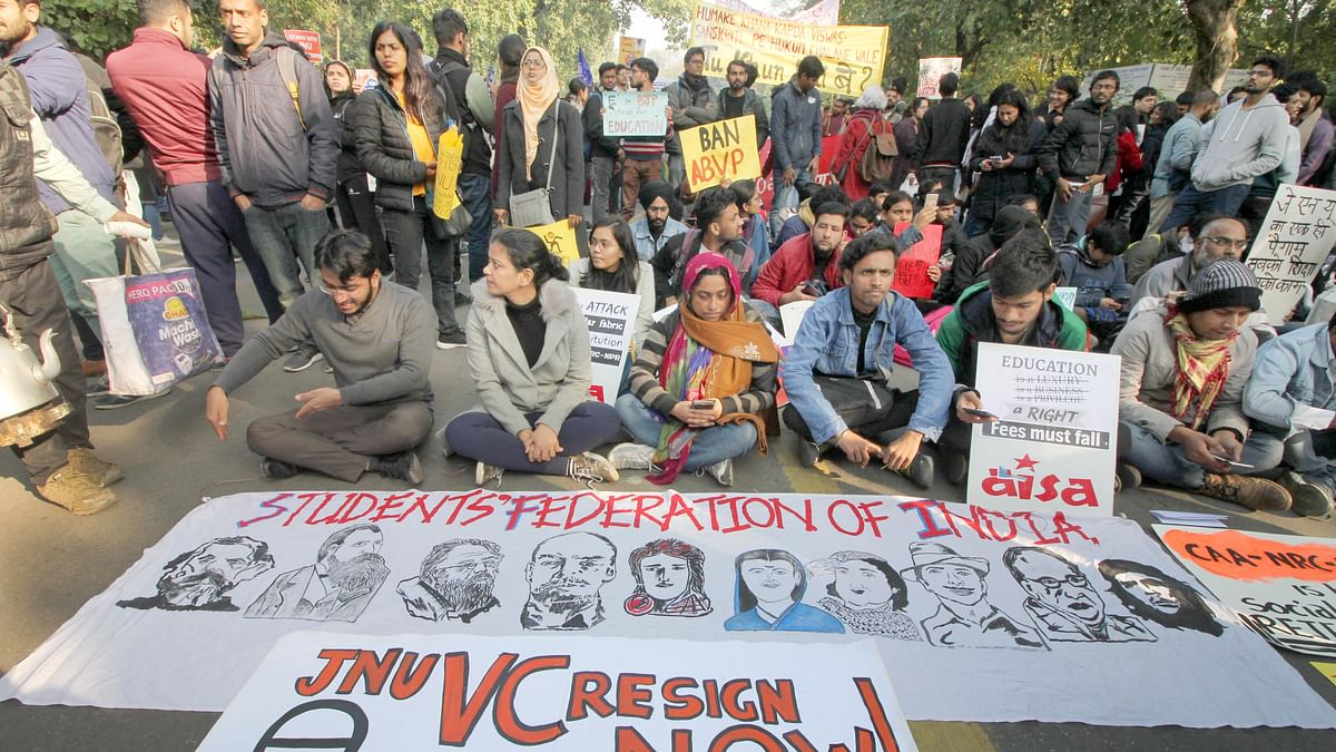 January 9: Delhi and beyond, in pictures