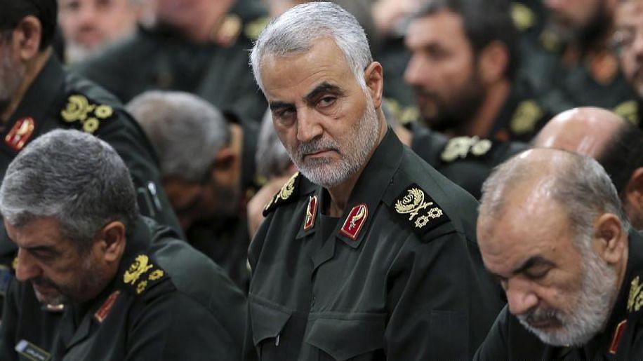 Iran issues arrest warrant for Trump over Soleimani's killing