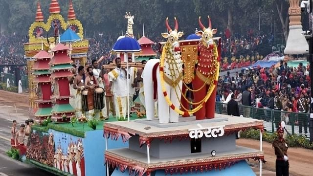 Kerala Culture Minister miffed at Republic-Day tableau rejection
