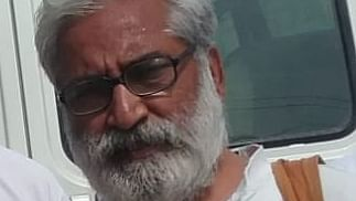 Sandeep Pandey, Magsaysay Award-winner (Photo Courtesy: IANS)