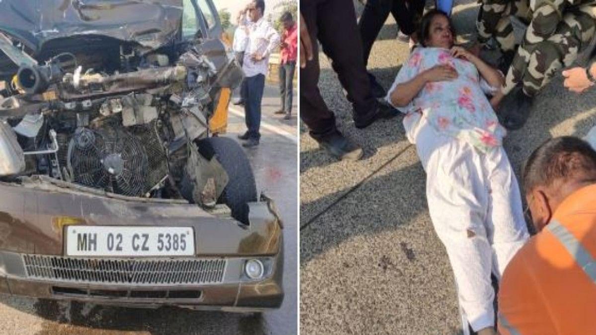 Car mishap: Shabana Azmi 'stable', FIR lodged against driver