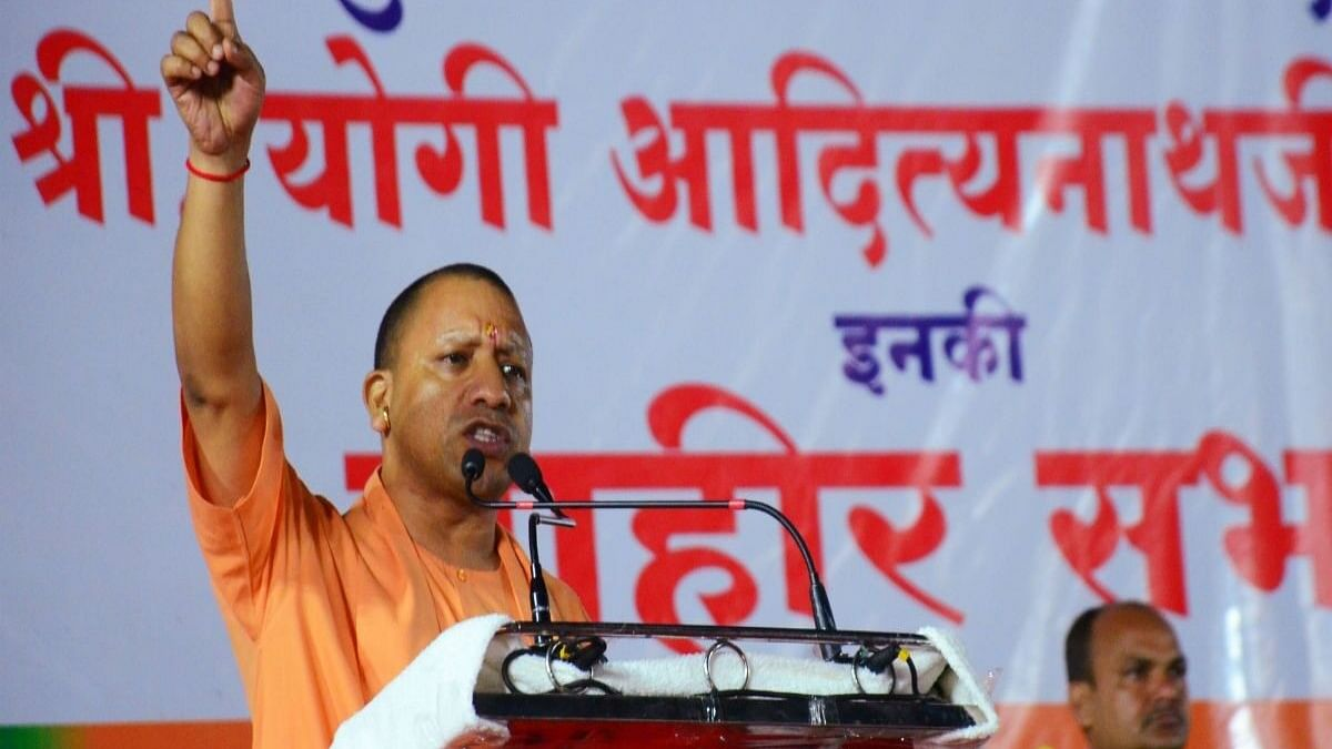 Yogi in Bihar claims  Muslim population increased in India due to privileges given to them, contradicts data