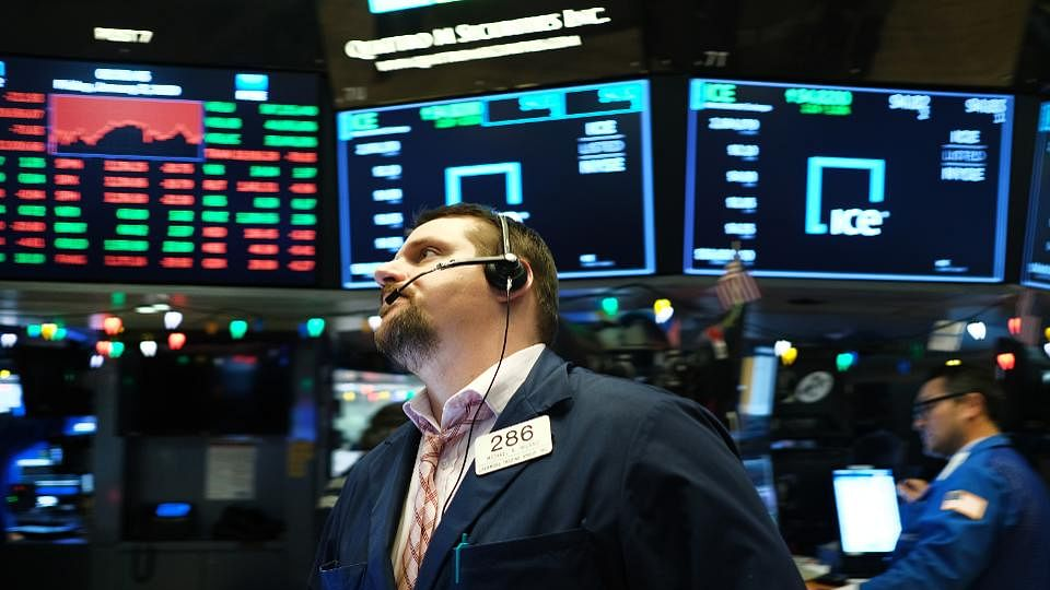 Oil spikes, stocks plunge after Iran attacks