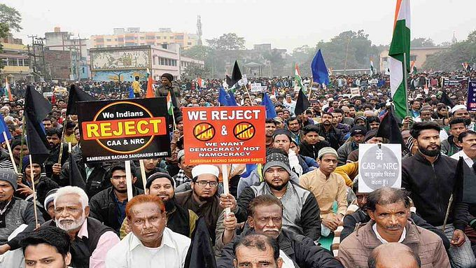Jharkhand: Sedition cases slapped against CAA, NRC protesters in Dhanbad