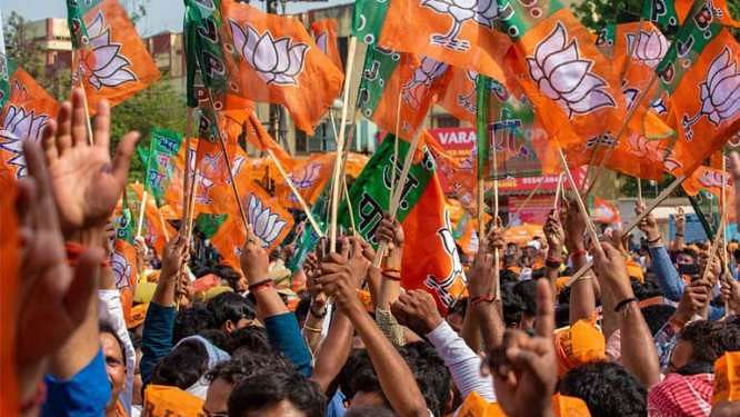 BJP's ₹2,410 crore income is 2/3rd of 6 national parties