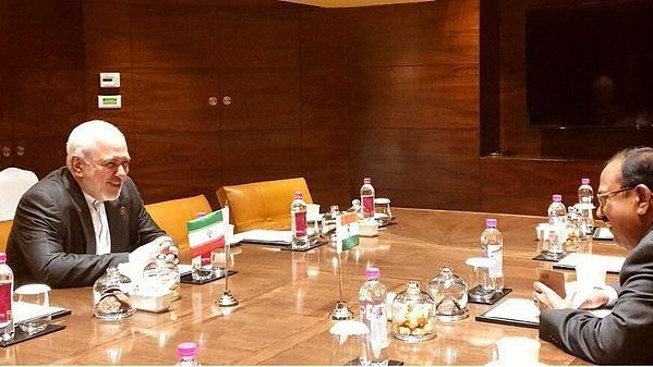 Javad Zarif meets NSA Doval, talks how india can play a role in de-escalating tensions in Gulf