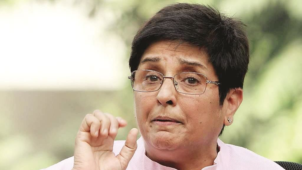 Kiran Bedi posts fake NASA recording, becomes butt of jokes on Twitter