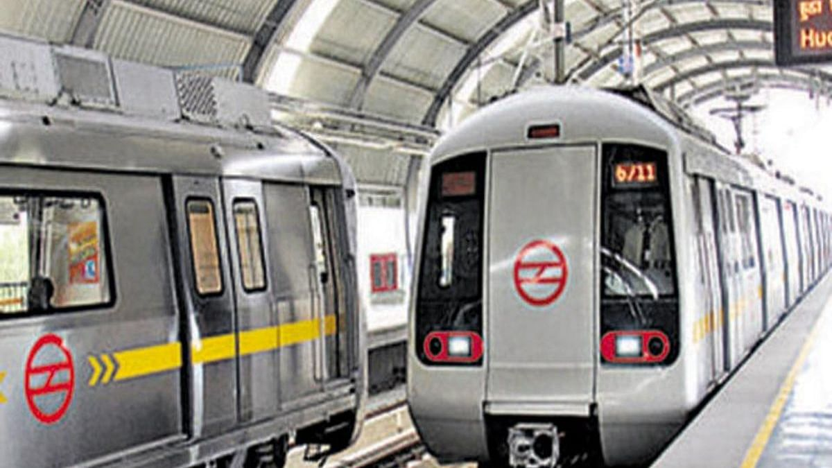 Man commits suicide on Delhi metro's Yellow Line, services delayed