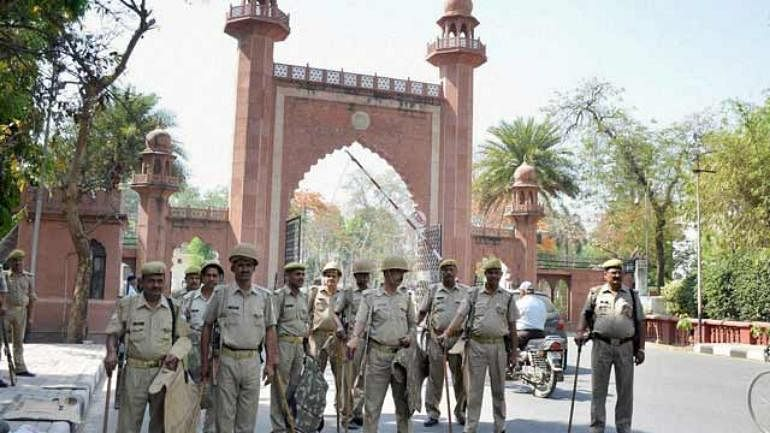 AMU VC to file FIR against police for December 15 violence
