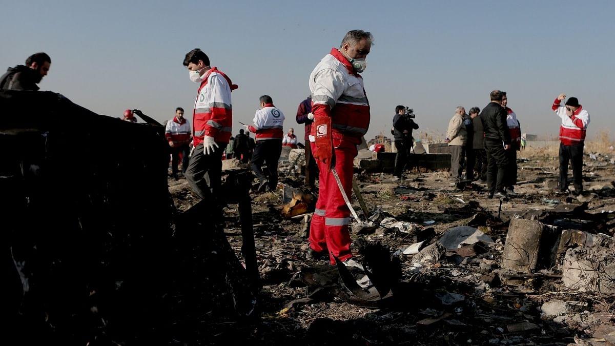US to participate in Iranian probe of Ukrainian plane crash