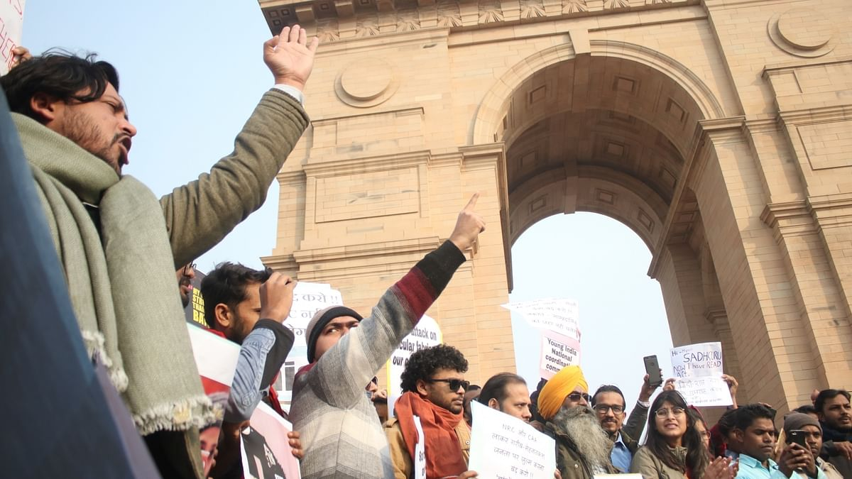 India rings in New Year with revelry, anti-CAA protests in parts of Delhi