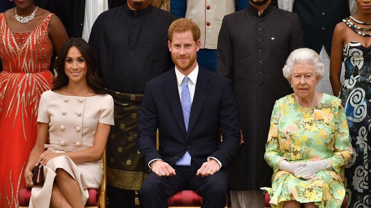 Queen  calls emergency meeting over Harry-Meghan crisis