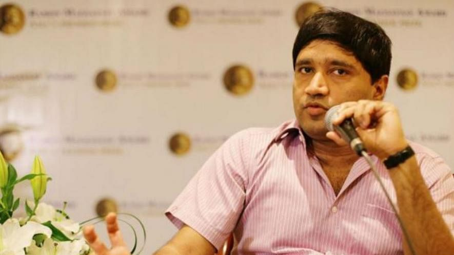 Sanjeev Chaturvedi (Photo Courtesy: Social Media)