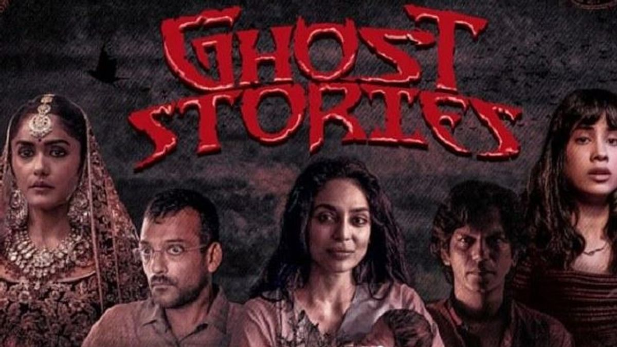 'Ghost Stories' is a terrific opportunity  lost to self indulgence