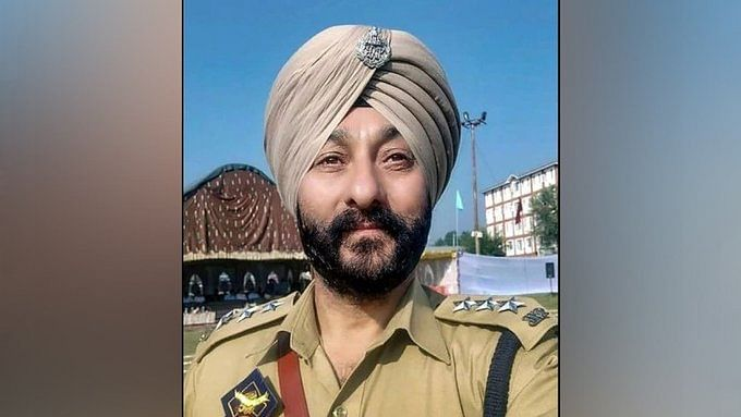 Suspended J&K cop Davinder Singh seeks bail, matter listed for Wednesday