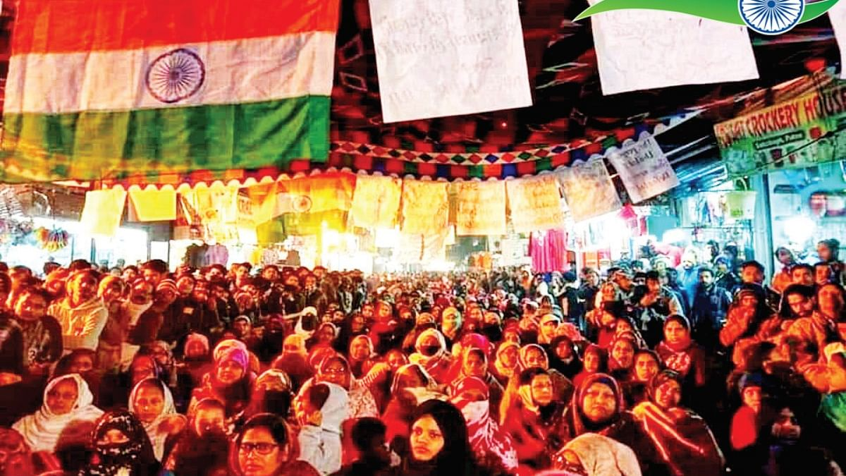 Sabzibagh, Patna: Simmering anger against Nitish Kumar as another Shaheen Bagh sprouts