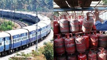 Congress slams Modi Government for LPG and Rail fare hike