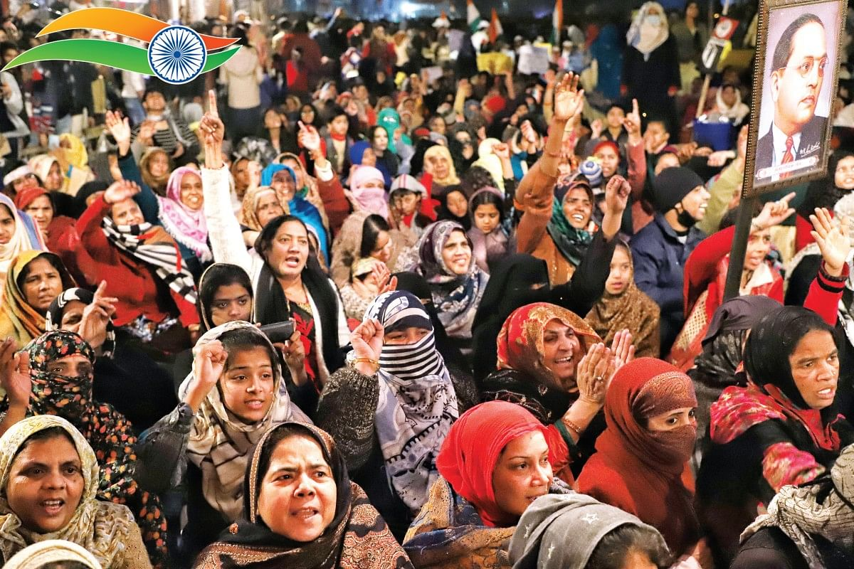 Shaheen Bagh, Delhi: These women cross a key milestone