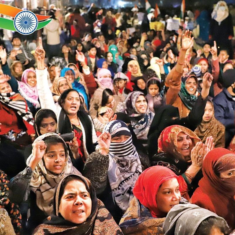 Delhi polls: Shaheen Bagh's demonization, gun and Godse Ki Baat